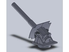 Mobile Heavy Artillery Convert Set