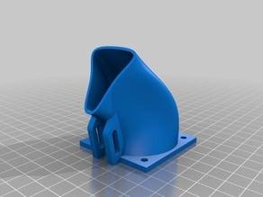 Prusa i3 Rework - Cooling fans