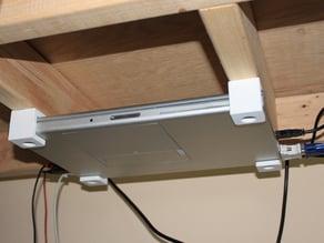 Macbook Pro Under Desk Mount