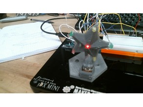 3DX Potentiometer Star