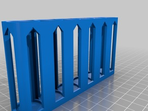 18650 Holder and Weld Template