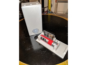 Battery Powered PIR Sensor IOT