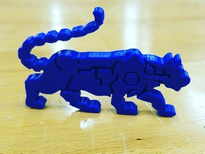 Reicher Robotics Robotic Cougar