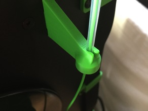 Filament Tube Holder