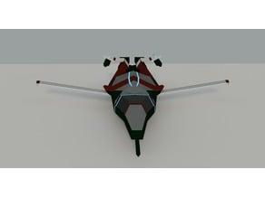 Concept Battle Plane