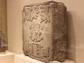 Coronation Stone of Motecuhzoma II (Stone of the Five Suns), 1503