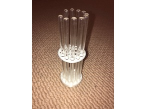 7mm Glass Stir Rod Holder