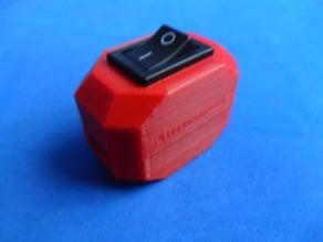 Caja para interruptor / Box for a switch