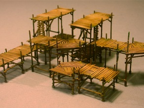 Model Scaffold System