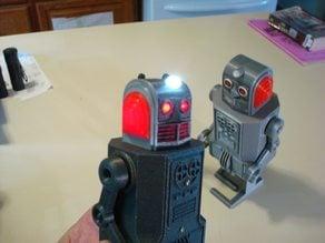Type 1 walking Robot Man
