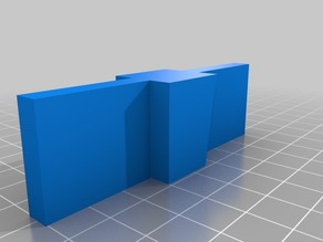 Dovetail guide (1 in 6 slope)