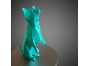 Chihuahua standing