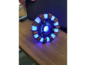 Iron Man Arc Reactor USB-Powered