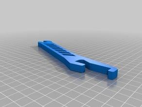 Spool Holder For Prusa i3 6mm Frame