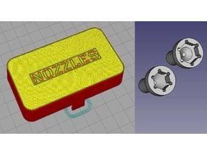 Nozzle Box Accessories [Tools & Remixed Lid]