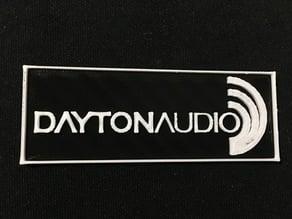 Dayton Audio Sign