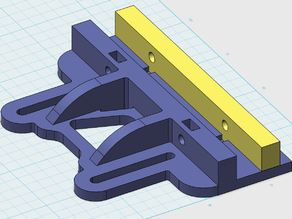 Softjaw Vice for Desktop CNC (metric)