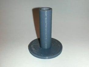 Parametric tap center jig