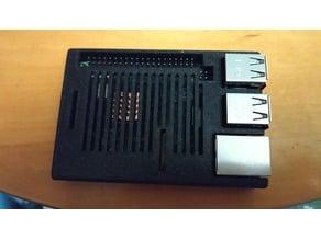 Raspberry Pi 3B+ Snug Case
