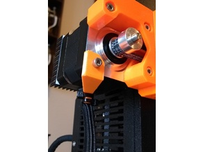 Pruse Mk3 X-Axis Strain Relief