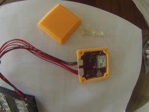 GPS/Magnetometer enclosure for T4 Quad