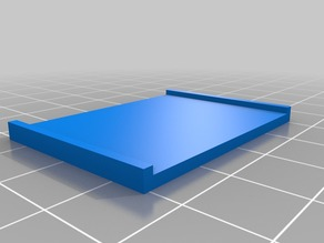 horizontal blind cover
