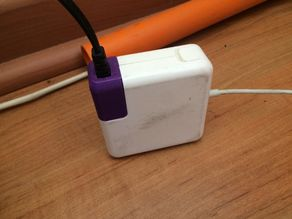 Standard power cable MagSafe adapter