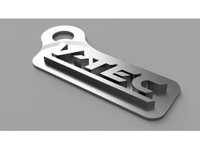 V-Tec keychain