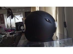 Helmet Goggle Strap Holder