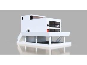 maison citrohan: Le Corbusier
