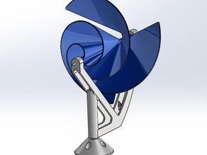 Archimedes Turbine