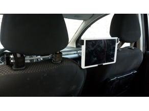 Galaxy Tab e - tablet car holder 10 inch