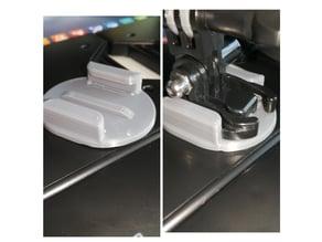 GoPro adhesive Mount