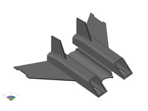 Estes Pegagus #0806 Wings