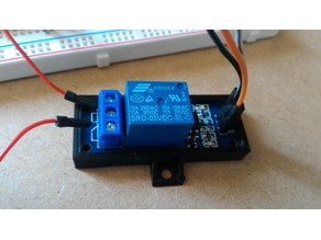 Support 1 relais arduino