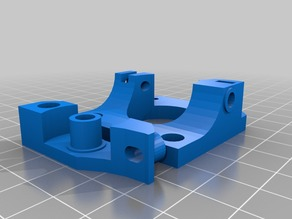 Drive extruder upgrade for Creality Anet and almost all other printers! Supports 1.75 or 3 mm filament types!!