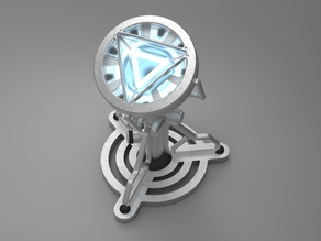 Iron Man Arc Reactor Mark V