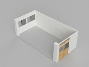 DSHS Room 708 Model