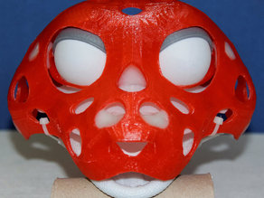 Fursuit- or puppet-head base - version 15