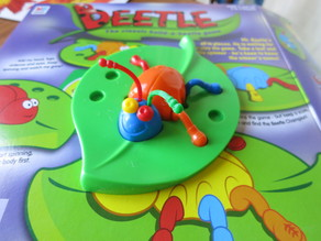 Replacement antenna for Beetle game