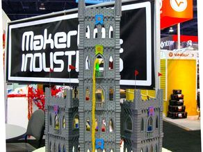 MakerBot Fairytale Castle Playset