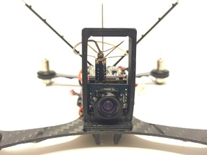 Micro Quadcopter Camera Mount - Uncased VA1100