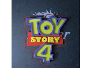 Toy Story 4 emblem