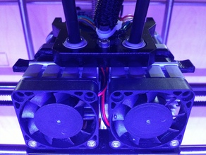 Customizable Replicator Dual 5mm Drive Blocks