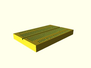 Breadboard - customizable