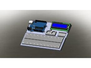 Arduino testing station