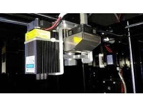 UM2-Quickly assemble laser modules
