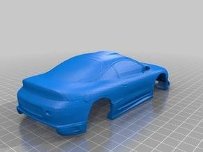 Mitsubishi Eclipse Body Car