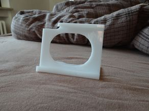 Samsung S4 Simple horizontal stand