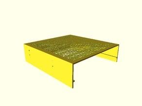 5.25 inch drive bay drawer